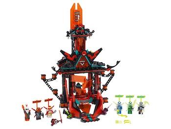 LEGO NINJAGO 71712 Vansinnets kejsartempel