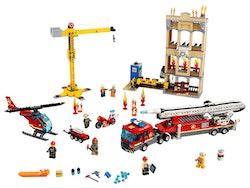 LEGO City 60216 Brandkåren i centrum