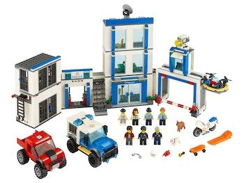 LEGO City 60246 Polisstation