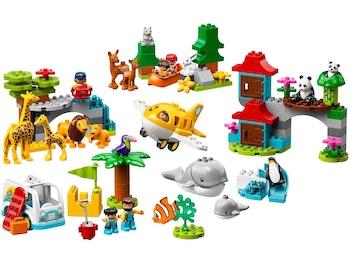 LEGO DUPLO 10907 Världens djur