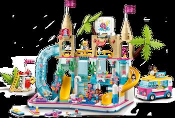 LEGO Friends 41430 Sommarskoj i vattenparken
