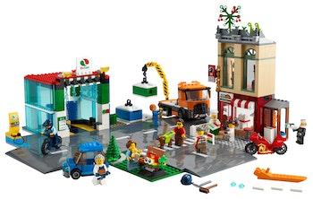 LEGO City 60292 Stadscentrum