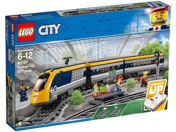 LEGO City 60197 Passagerartåg