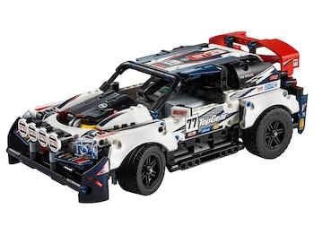 LEGO Powered UP 42109 Fjärrstyrd rallybil från Top Gear