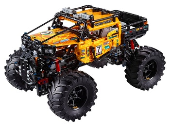 LEGO Powered UP 42099 Extrem 4X4 terrängbil