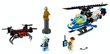 LEGO City Police 60207 Luftpolisens drönarjakt