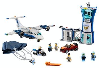 LEGO City Police 60210 Luftpolisens flygbas