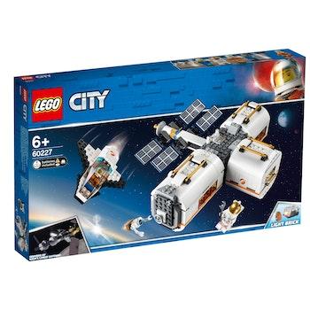 LEGO City Space Port 60227 Månstation