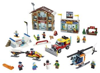 LEGO City Town 60203 - Skidresort