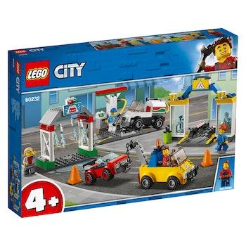 LEGO City Town 60232 Fordonscenter