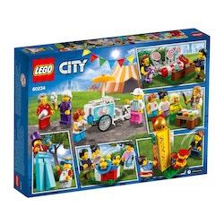LEGO City Town 60234 Figurpaket Tivoli