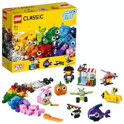 LEGO Classic 11003 Klossar och ögon