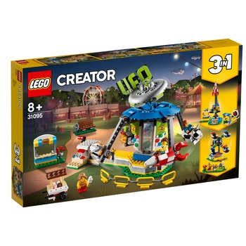 LEGO Creator 31095 Karusell på nöjesfält