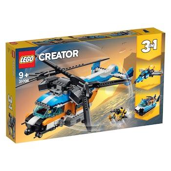 LEGO Creator 31096 Tandemhelikopter