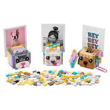 LEGO DOTs 41904 Bildhållare med djur