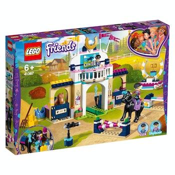 LEGO Friends 41367 Stephanies hästhoppning