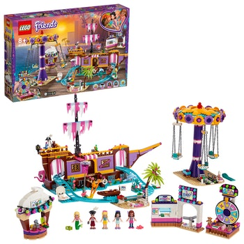 LEGO Friends 41375 Heartlake Citys nöjespir