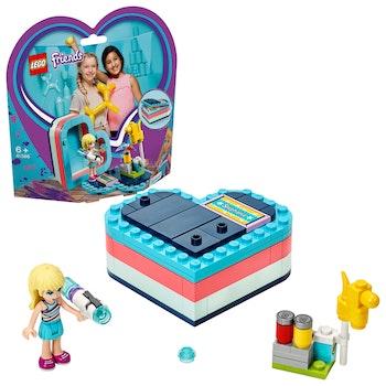 LEGO Friends 41386 Stephanies sommarhjärtask