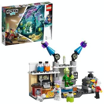 LEGO Hidden Side 70418 JB:s spöklabb