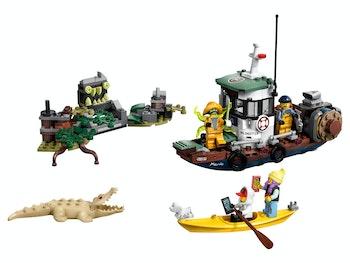 LEGO Hidden Side 70419 Kvaddad räkbåt