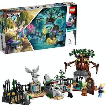 LEGO Hidden Side 70420 Kyrkogårdsmysterium