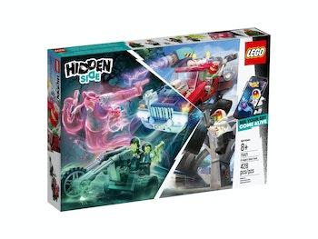 LEGO Hidden Side 70421 El Fuegos stuntbil