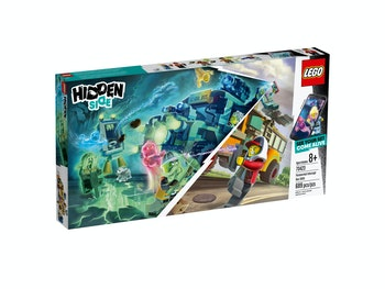 LEGO Hidden Side 70423 Paranormal jaktbuss 3000