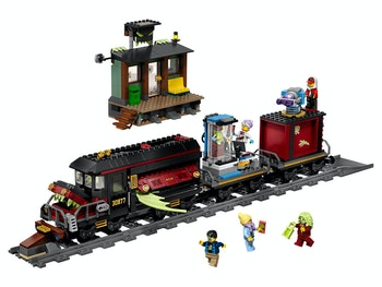 LEGO Hidden Side 70424 Spökexpressen