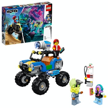 LEGO Hidden Side 70428 Jacks Strandbil