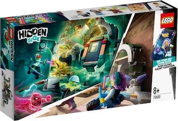 LEGO Hidden Side 70430 Newburys tunnelbana