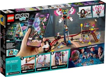 LEGO Hidden Side 70432 Hemsökt Nöjesfält