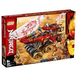 LEGO Ninjago 70677 Markgående gåva
