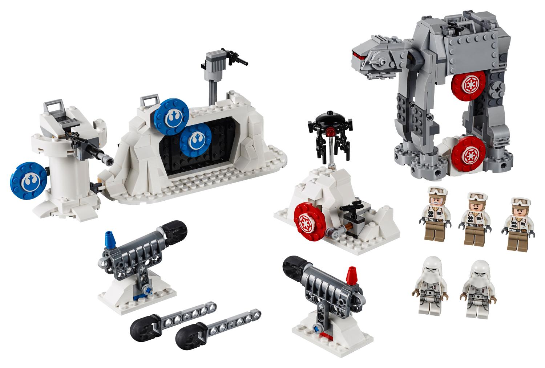 LEGO Star Wars 75241 Action Battle Echo Base Defense