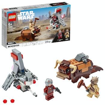 LEGO Star Wars 75265 Skyhopper vs Bantha Microfighter