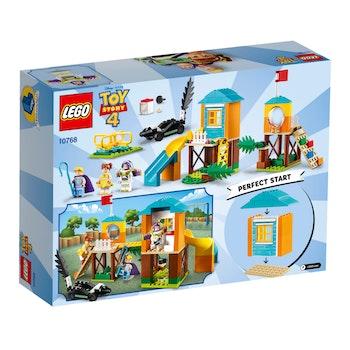 LEGO Toy Story 10768 Buzz & Bo Peeps lekplatsäventyr
