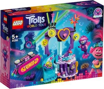 LEGO Trolls 41250 Technoparty i korallrevet