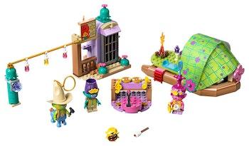LEGO Trolls 41253 Flottäventyr i Lonesome Flats