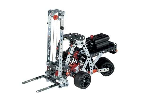 Meccano - Super-konstruktionsset, 638 delar