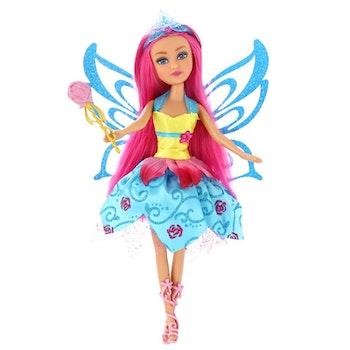 Sparkle Girlz Docka Floral Fairy