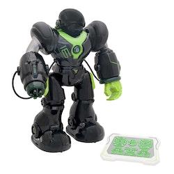 Hi-Tech, Master Robot 35 cm, Svart/Vit