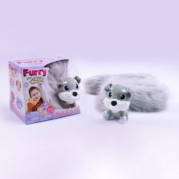 Furry Tails Djurhalsduk Hund