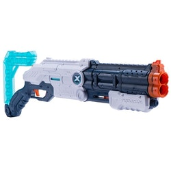 X-Shot, Vigilante