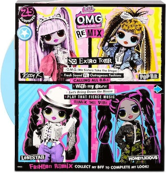 L.O.L. Surprise OMG New Theme Series- Doll 3