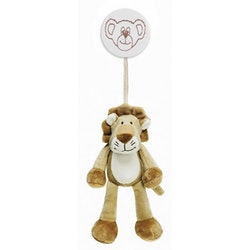 Teddykompaniet, Diinglisar Wild - Clip Lejon 16 cm