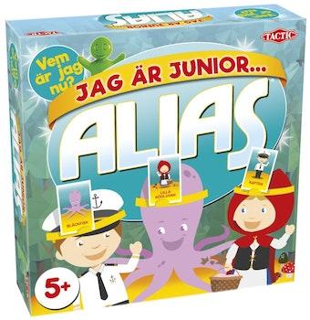 Tactic Jag är... Alias Junior