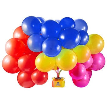 Bunch O Balloons, Party Pump med ballonger