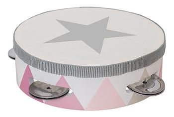 Jabadabado, Tamburin trumma rosa