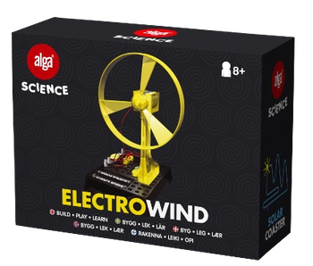 Electro Wind / Vindkraftverk
