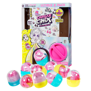 Capsule Chix Ultimix Duo Pack