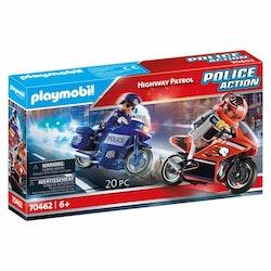 Playmobil 70462, Highway Patrol